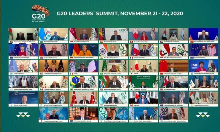 G20 SUMMIT: Leaders PLEDGE global Response and Coordination Fighting COVID-19 Pandemic