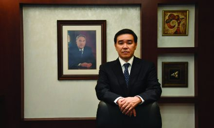 FEATURED COMMENTARY: H.E. Arken Arystanov – Kazakhstan – SINGAPORE's NEW Vector of Cooperation