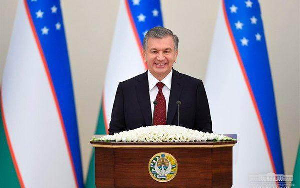 PRESIDENT Shavkat Mirziyoyev Outlines Major Policies to Oliy Majlis