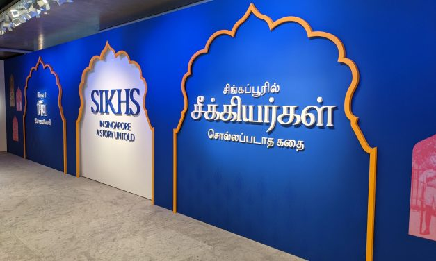 DISCOVER THE SINGAPOREAN SIKH IDENTITY AT THE INDIAN HERITAGE CENTRE