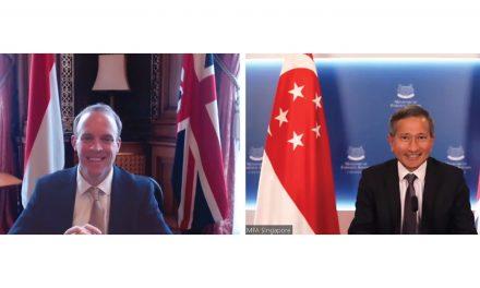 Singapore-UK Partnership for the Future