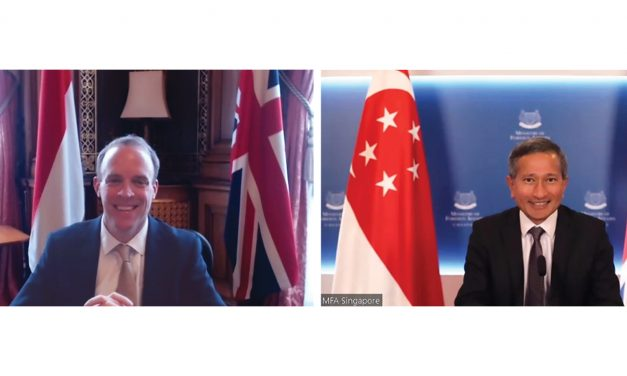 Singapore-UK Partnership for the Future